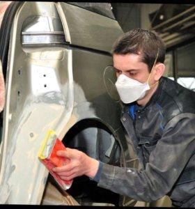 Кузовной ремонт и покраска авто