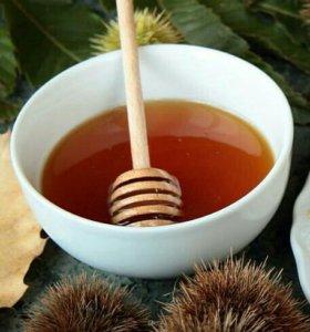 Каштановый мед из Сочи