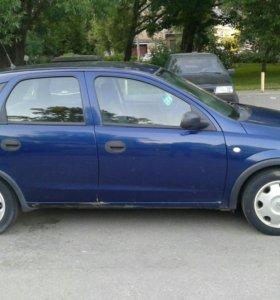 Автомобиль Opel Corsa C