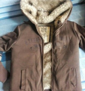 Худи, Меховая куртка, Толстовка pull&bear Торг!