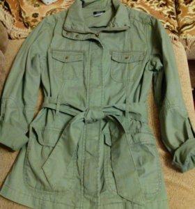 Женская куртка, хлопок 100%