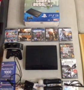 Sony Playstation 3 GTA5 EDITION 500GB