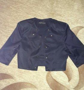 Укороченый пиджачок