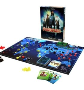 Пандемия настольная игра