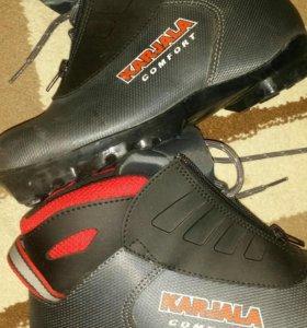 ботинки лыжные NNN 39 размер
