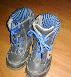 Ботинки Котофей осенние
