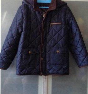 Куртка для мальчика 7-8 лет