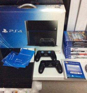 PlayStation 4(PS4)+Игра