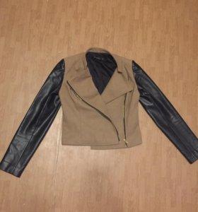 Джинсы , блузка , куртка