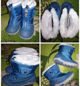 Полусапожки «сказка» зима