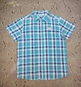 Рубашка для мальчика новая.