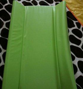 Пеленальная доска