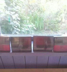 Задние фонари ваз 2110-12. Дверь передняя правая
