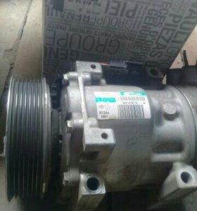 компрессор кондиционера логан симбол дастер