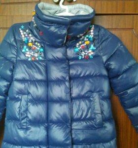 Куртка новая 44-46 р.