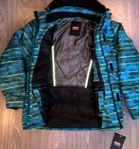 Новая куртка мембрана