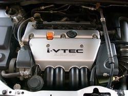 Honda k20A двигатель