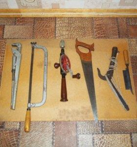 Продам инструменты для дачи и дома