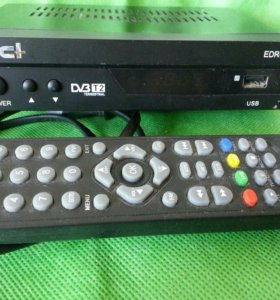 Цифровая ТВ приставка Elect