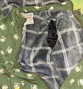 Продам куртку на мальчика 6 лет