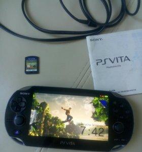 Sony Plaistation Vita+Uncharted