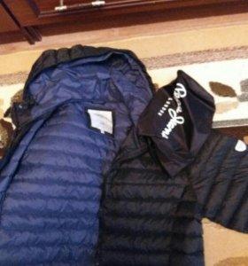 Куртка пух перо оригинал