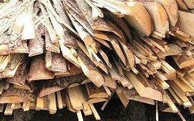 Обрезь деревянная