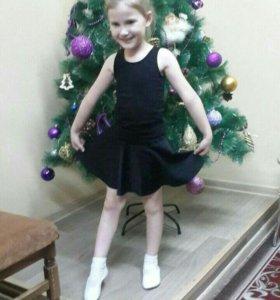 Майка юбка на бальные танцы