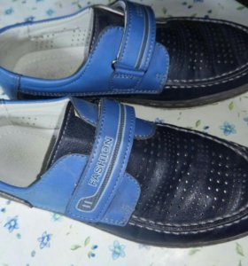 Ботинки школьные (22см стелька)