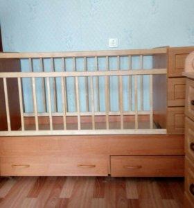 Кроватка