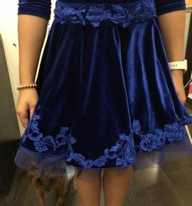 Платье рейтинговое для бальных танце