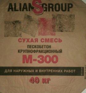 Сухая смесь ПЕСКАБЕТОН М300 от производителя