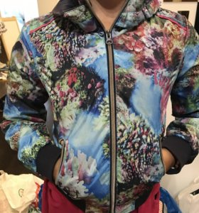 Куртка осенне-весенняя ветровка
