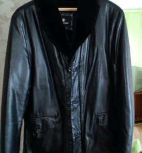Зимняя мужская куртка, на меху