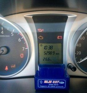 Автодиагностика вашего автомобиля