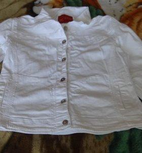 Куртка - джинсовка