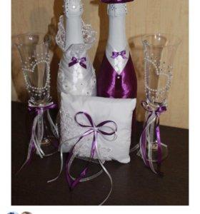 изготовление свадебных аксессуаров