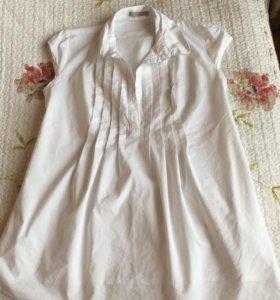 Рубашка для беременных, размер 44