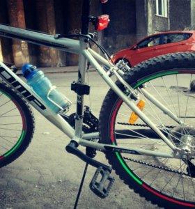 Велосипед только сегодня цена  4500