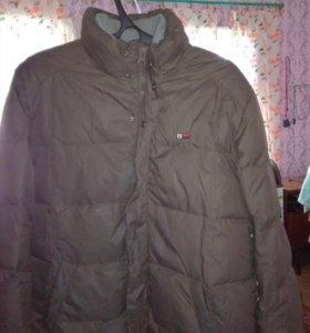 Куртка,осень зима,р-L,мужская