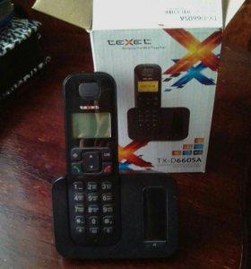 Телефон Texet,новый