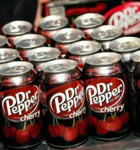 Dr Pepper с вишней