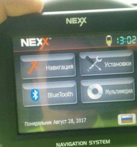 Навигатор Nexx NNS-3510