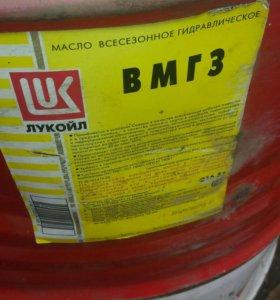 Масло лукоил ВМГЗ