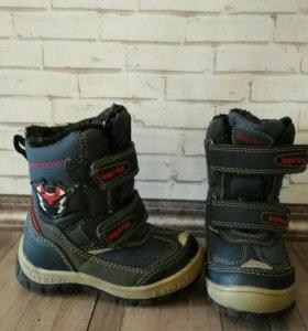 Kapika Зимние ботинки