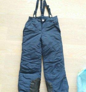 Детские лыжные штаны