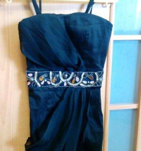 Коктельное платье 38-40