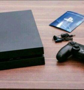 Playstation4 750GB с эксклюзивами