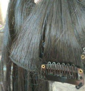 Искусственные волосы 60 см