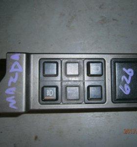 Блок управления стеклоподъемниками Mazda626